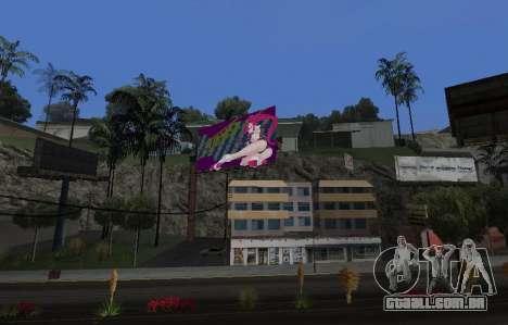 Candy Suxx billboard substituição para GTA San Andreas segunda tela