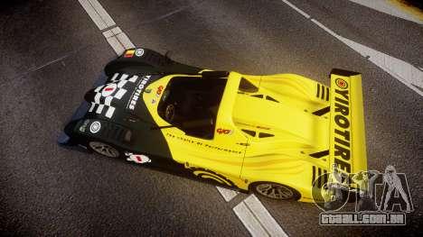 Radical SR8 RX 2011 [1] para GTA 4 vista direita