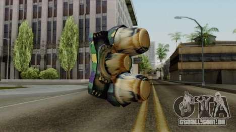 Brasileiro NV Goggles v2 para GTA San Andreas