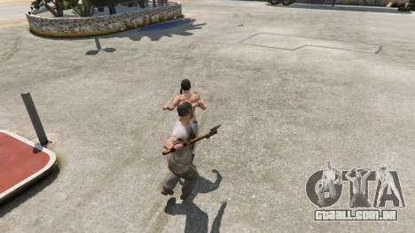 GTA 5 Tomahawk de Dead Rising 2 quinta imagem de tela