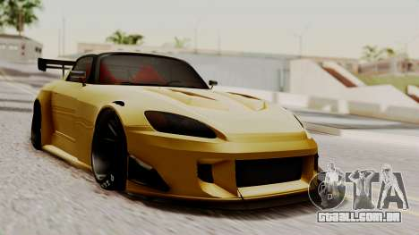 Honda S2000 GT1 para GTA San Andreas