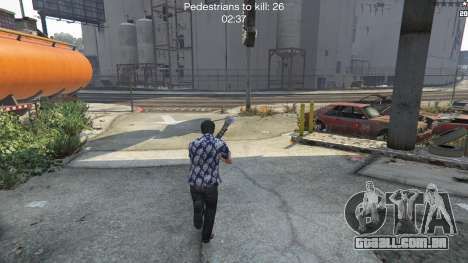 GTA 5 Kill Frenzy terceiro screenshot