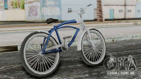 Aqua Bike from Bully para GTA San Andreas esquerda vista