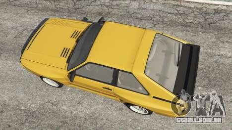Audi Sport quattro para GTA 5