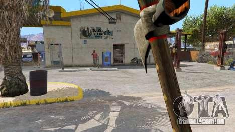 GTA 5 Tomahawk de Dead Rising 2 sexta imagem de tela