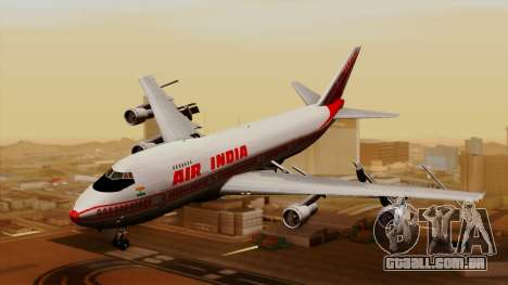 Boeing 747-237B Air India Flight 182 para GTA San Andreas