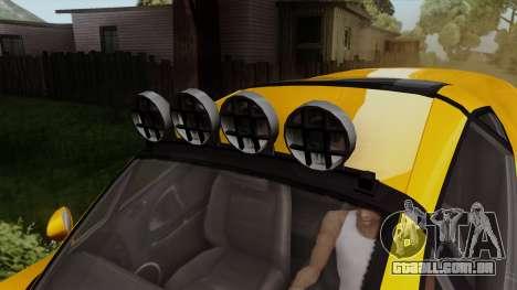 GTA 5 Coil Brawler para GTA San Andreas vista direita