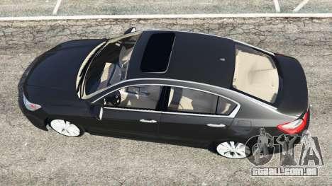 Honda Accord 2015 para GTA 5