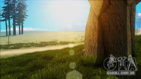 Fantastic ENB para GTA San Andreas quinto tela