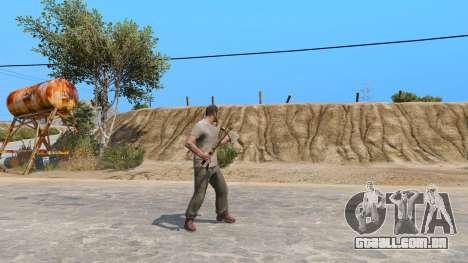GTA 5 Tomahawk de Dead Rising 2 terceiro screenshot