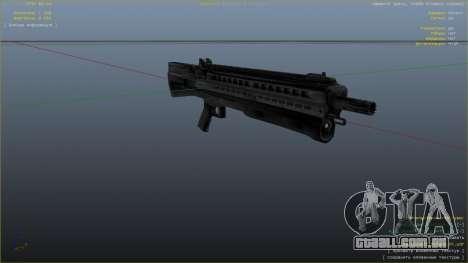 UTAS из Battlefield 4 para GTA 5