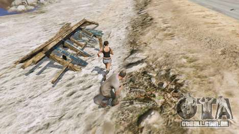 GTA 5 Aço Maça de TES IV: Oblivion sexta imagem de tela