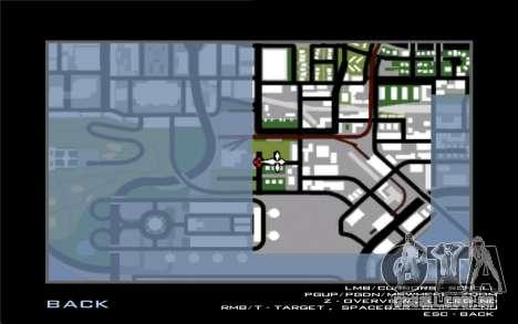 Estrada de reparação de v2.0 para GTA San Andreas nono tela
