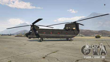 GTA 5 MH-47G Chinook segundo screenshot
