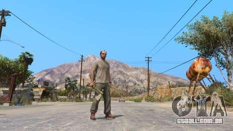 Tomahawk de Dead Rising 2 para GTA 5