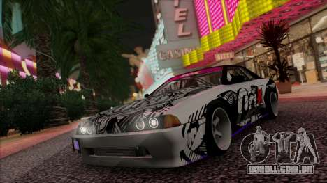 Fantastic ENB para GTA San Andreas décimo tela