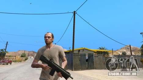 GTA 5 UTAS из Battlefield 4 segundo screenshot