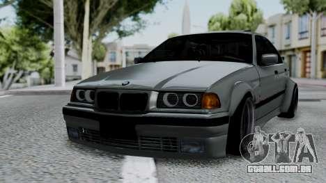 BMW M3 E36 Widebody v1.0 para GTA San Andreas