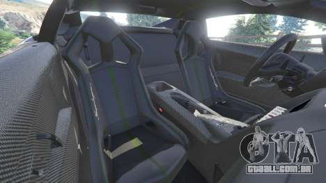 GTA 5 Lamborghini Gallardo LP 570-4 2011 Superleggera volante