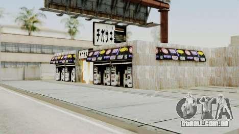 LS Chigasaki Store v3 para GTA San Andreas