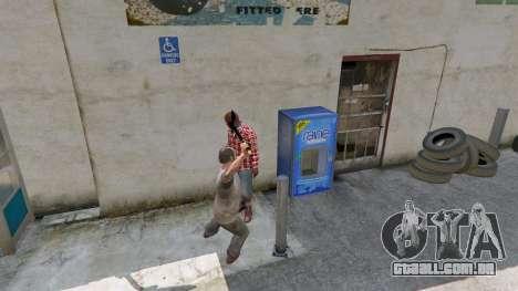 GTA 5 Tomahawk de Dead Rising 2 quarto screenshot