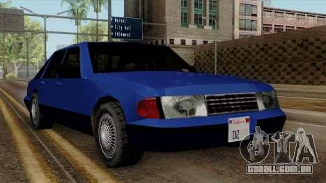 GTA 3 Premier para GTA San Andreas