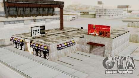 LS Chigasaki Store v3 para GTA San Andreas segunda tela