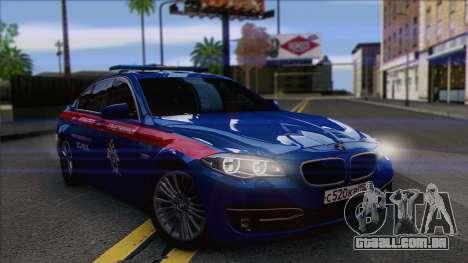 BMW 520 Comitê de Investigação para GTA San Andreas