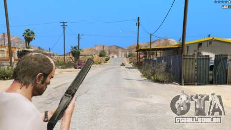GTA 5 UTAS из Battlefield 4 quarto screenshot