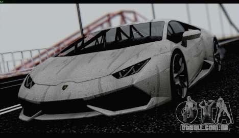 C3pot ENB para GTA San Andreas segunda tela