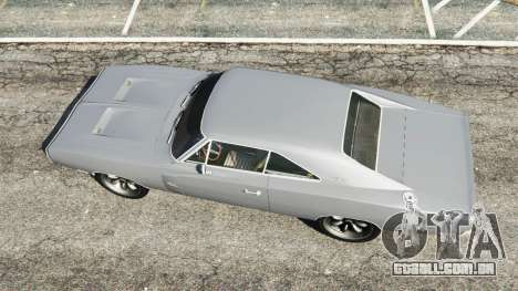 Dodge Charger RT SE 440 Magnum 1970 para GTA 5