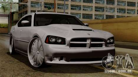 Dodge Charger 2006 DUB para GTA San Andreas