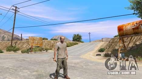 GTA 5 Aço Maça de TES IV: Oblivion segundo screenshot