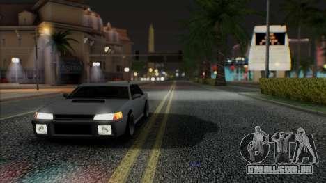 Fantastic ENB para GTA San Andreas nono tela