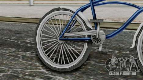 Aqua Bike from Bully para GTA San Andreas vista direita