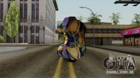 Brasileiro NV Goggles v2 para GTA San Andreas segunda tela