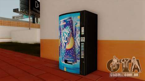 Rani Juice Machine para GTA San Andreas