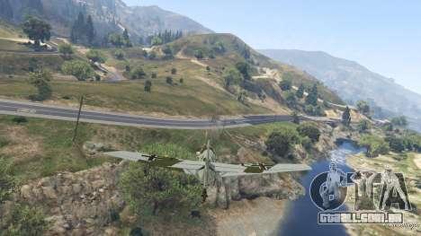 GTA 5 Messerschmitt BF-109 E3 v1.1 oitmo screenshot