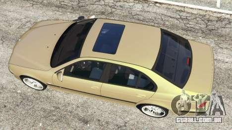 BMW M5 (E39) para GTA 5