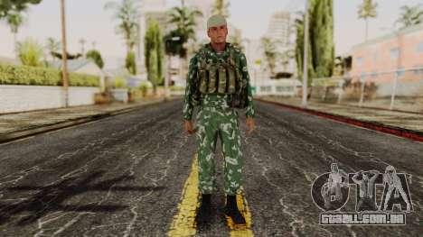 VDV scout para GTA San Andreas segunda tela