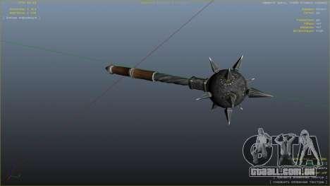 GTA 5 Aço Maça de TES IV: Oblivion sétima screenshot