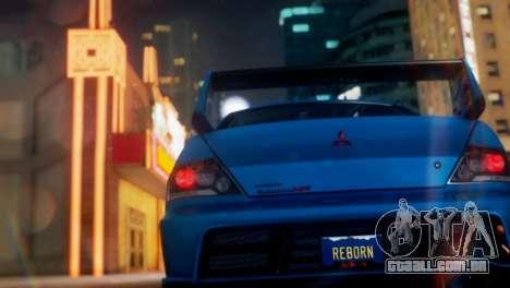 Project Reborn ENB Series para GTA San Andreas sexta tela