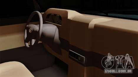 Toyota Kijang Grand Ext para GTA San Andreas vista direita
