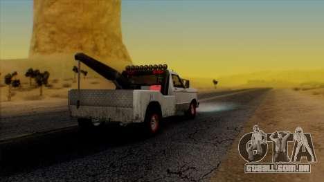 Fantastic ENB para GTA San Andreas oitavo tela