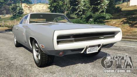 Dodge Charger RT SE 440 Magnum 1970 para GTA 5