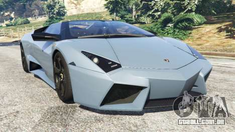 Lamborghini Reventon Roadster [Beta] para GTA 5