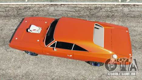 GTA 5 Dodge Charger 1970 Fast & Furious 7 voltar vista