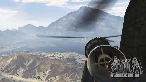 GTA 5 MH-47G Chinook nono screenshot