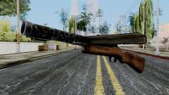 MP18 from Battlefield 1942