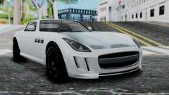 GTA 5 Benefactor Surano v2 para GTA San Andreas